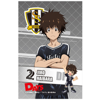 Commuter pass case - DAYS / Haibara Jirou