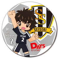 Badge - DAYS / Haibara Jirou