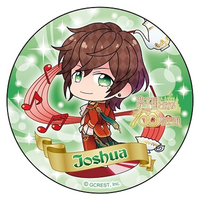 Badge - Yume 100 / Joshua