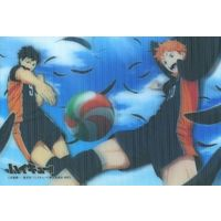 Card Collection - Postcard - Haikyuu!! / Kageyama & Hinata