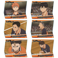 (Full Set) Acrylic Badge - Haikyuu!!