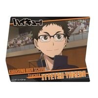 Acrylic Badge - Haikyuu!! / Takeda & Karasuno High School