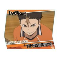 Acrylic Badge - Haikyuu!! / Nishinoya & Karasuno High School