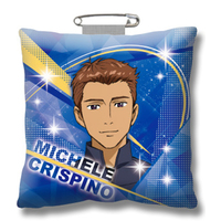 Cushion Badge - Yuri!!! on Ice / Michele Crispino