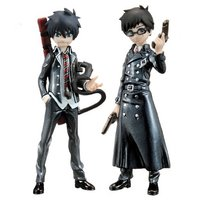 Half Age Characters - Blue Exorcist / Yukio & Rin