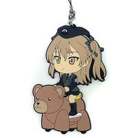 Rubber Strap - Kyun-Chara Illustrations - GIRLS-und-PANZER / Shimada Arisu