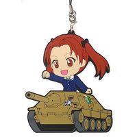Rubber Strap - Kyun-Chara Illustrations - GIRLS-und-PANZER / Kadotani Anzu