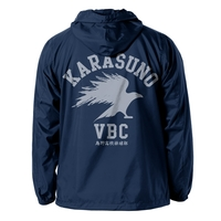 Outerwear - Haikyuu!! / Karasuno High School Size-L