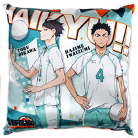 Cushion - Haikyuu!! / Karasuno High School & Aoba Jyousai & Nekoma High School