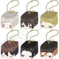 Plush Key Chain - Bungou Stray Dogs