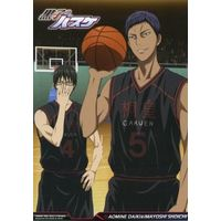 Illustrarion card - Card Collection - Kuroko's Basketball / Imayoshi & Aomine
