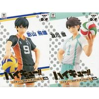 (Full Set) DXF Figure (Banpresto) - Haikyuu!! / Kageyama & Oikawa