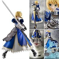Action Figure - Fate/Zero / Saber & Saber