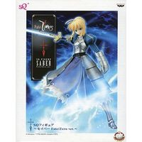 SQ Figure (Banpresto) - Fate/Zero / Saber