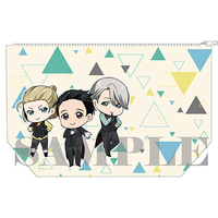 Pouch - Yuri!!! on Ice / Yuuri & Victor & Yuri