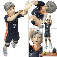 Figure - Haikyuu!! / Sugawara & Karasuno High School