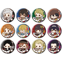 (Full Set) Trading Badge - Bungou Stray Dogs