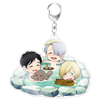 Acrylic Key Chain - Yuri!!! on Ice