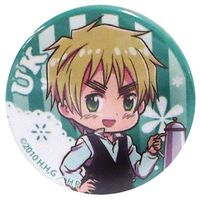 Badge - Hetalia / United Kingdom (Arthur)