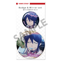 Mirror - Can Mirror - Blue Exorcist / Mephisto