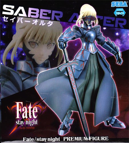 Figure - Fate/stay night / Saber Alter