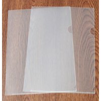 A4 Clear Plastic Folder 10 sheets