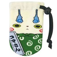 Pouch - Youkai Watch / Koma-san