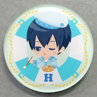 Acrylic Badge - High Speed! / Nanase Haruka