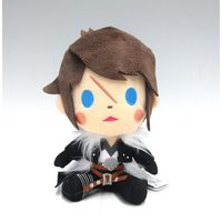 Plushie - Final Fantasy Series / Squall Leonhart