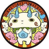 Rubber Coaster - Youkai Watch / Koma-san