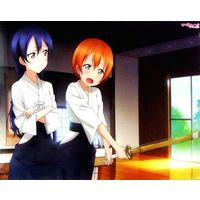 Poster - Love Live / Rin & Umi