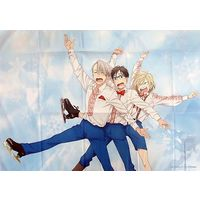 Tapestry - Yuri!!! on Ice / Yuri & Yuuri & Victor