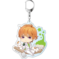Big Key Chain - BROTHERS CONFLICT / Asahina Natsume