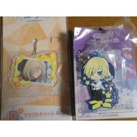 Rubber Strap - Acrylic Charm - Yuri!!! on Ice / Yuri Plisetsky