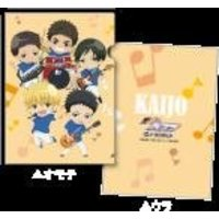 Plastic Folder - Kuroko's Basketball / Kaijo High School