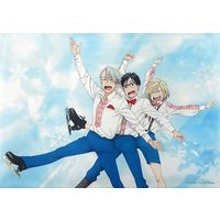 Tapestry - Yuri!!! on Ice / Victor & Yuuri & Yuri