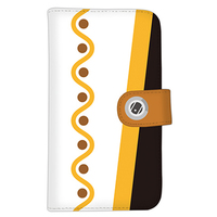 Smartphone Wallet Case for All Models - Tales of the Abyss / Luke fon Fabre