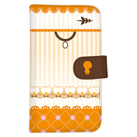 Smartphone Wallet Case for All Models - Tales of Zestiria / Edna