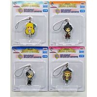 (Full Set) Rubber Strap - Tales of Xillia2 / Elle & Ludger & Jude & Milla