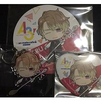 Heart Badge - A3! / Chigasaki Itaru
