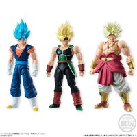 Action Figure - Dragon Ball / Vegito & Bardock