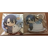 Acrylic Key Chain - Prince Of Tennis / Hyoutei & Yushi