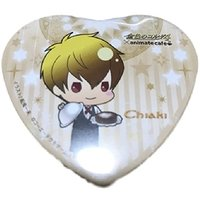 Heart Badge - Kiniro no Corda / Tougane Chiaki