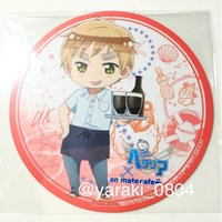 Coaster - Hetalia / United Kingdom (Arthur)
