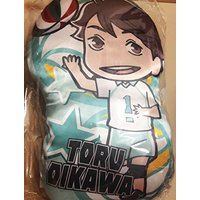 Die-cut Cushion - Haikyuu!! / Oikawa Toru