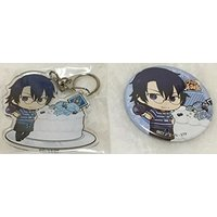 Acrylic Key Chain - Prince Of Tennis / Yushi Oshitari