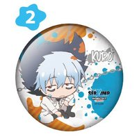 Badge - SERVAMP / Kuro
