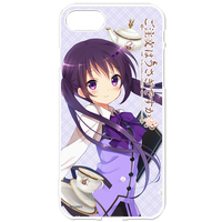 iPhone7 case - Smartphone Cover - GochiUsa / Tedeza Rize