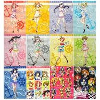 (Full Set) Plastic Folder - Love Live