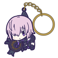 Tsumamare Key Chain - Fate/Grand Order / Mash Kyrielight